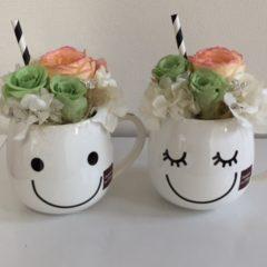 Happy Smile プリザーブドフラワー