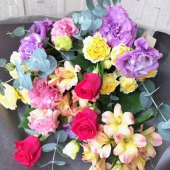 贈呈用の花束